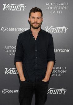 Jamie Dornan + Michael Kelly Film 'Variety Studio Actors on Actors'
