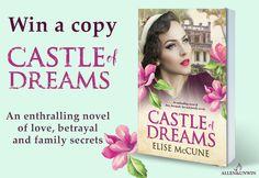 A copy of Castle of Dreams by Elise McCune