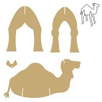Nativity Animal Set – AccuCut - Happy Christmas - Noel 2020 ideas-Happy New Year-Christmas Cardboard Animals, Cardboard Crafts, Wood Crafts, Paper Crafts, Primitive Crafts, Felt Crafts, Christmas Yard Art, Christmas Projects, Christmas Trees