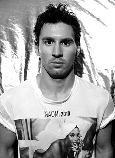 Leo Messi Dolce & Gabbana