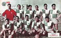 CD Cabadell of Spain team group in Soccer, Football, Retro, 1960s, Archive, Movies, Group, Hs Football, The World