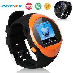 53.99$  Watch now - http://aliza3.worldwells.pw/go.php?t=32788919129 - ZGPAX S88 GPS Tracker Bluetooth Smart Watch Smartwatch Andriod Satellite Locate Remote Monitor SOS For elder Dad Mom Smart Watch