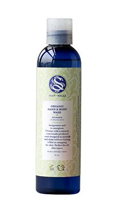 Soapwalla  Organic  Vegan Hand  Body Wash Recharge Citrus  Mint *** Continue to the product at the image link.