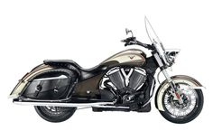 2014 Victory Motorcycles Cross Roads® Classic Two-Tone Bronze Mist & Khaki - MSRP $17,999 *CALL FOR CURRENT PRICING* Northway Sports East Bethel, MN (763) 413-8988
