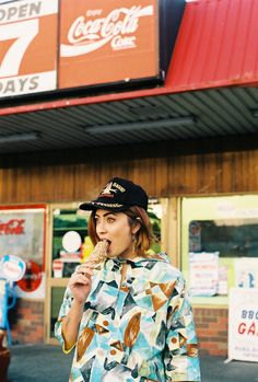 ICECREAM FASHION.BOARD BY MARIA FANO - mariafano.com -Girls - Charlie Brophy Photography