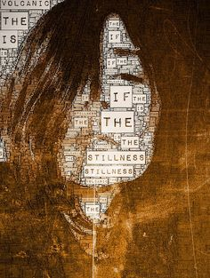word face self portrait Typography Art, Lettering, Portrait Photography, Fashion Photography, Self Image, Year 7, Style Inspiration, Graphic Design, Words
