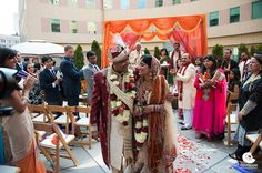 Wedding Hyatt Regency Boston | Humaira & Vikas