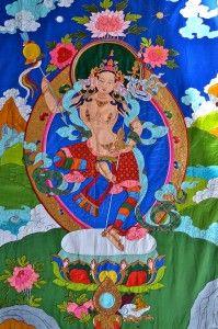 69 best thangkas images on pinterest buddha buddha art and buddhism mandarava silk applique thangka by urgyen sonam fandeluxe Images