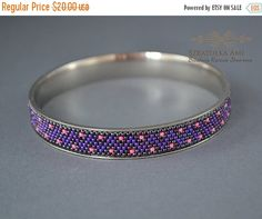 ON SALE FREE Shipping Bracelet - Stainless steel base, gift for her