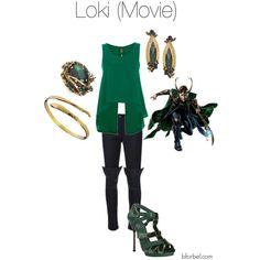 """""""Loki (movie)"""" by bforbel on Polyvore"""