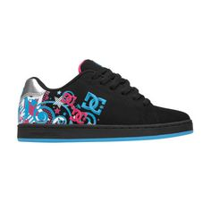 Womens Pixie Cherry Shoes - DC Shoes