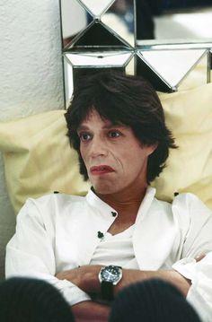 MICK JAGGER, 1983 Rolling Stones | Rock & Roll Photo Gallery Like and Repin. Thx Noelito Flow. http://www.instagram.com/noelitoflow