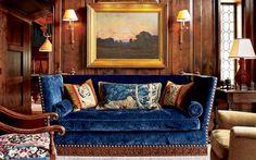 www.eyefordesignlfd.blogspot.com  Decorating With The Knole Sofa