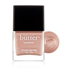 butter LONDON 3 Free Nail Lacquer Vernis - Yummy Mummy
