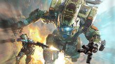 """Mit dem Jetpack auf Roboterjagd: Schon das erste """"Titanfall"""" war ein guter Multiplayer-Shooter – der Nachfolger ist dank starker Solo-Kampagne und sinnvoller Neuerungen endlich der erhoffte Action-Hit."""
