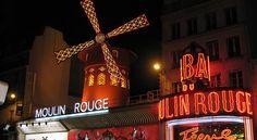 Asistir al Moulin Rouge