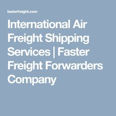 Freight Shipping Quote Air #freight Services For #carshipping  Food Supplies Machinery .