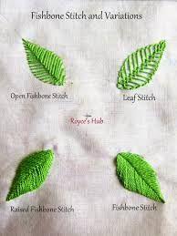Resultado de imagen para pumora embroidery tutorials