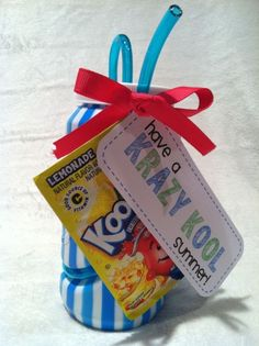 End of the year gifts for kids by cheryl