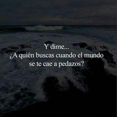 Y dime*...