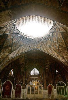 Tehran Bazar بازار تهران, via Flickr.