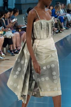 Maison Margiela at Couture Fall 2015 (Details)