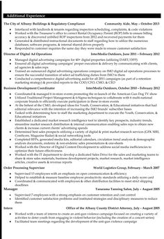 Kathryn Sano\'s Events & Marketing Resume - Page 1, Kathryn N Sano\'s ...