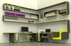 single line furniture