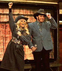 Carrie and Jimmy Fallon