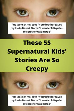 These 55 #Supernatural Kids' #Stories Are So #Creepy