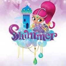 Resultado de imagen para PINATAS DE SHIMMER Y SHINE