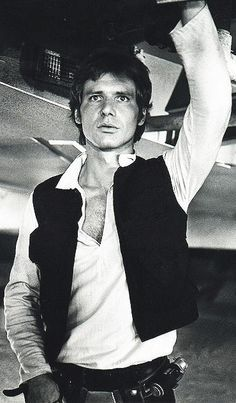 """There's nothing that can convince me that there's some all powerful force in the universe controlling what I do."" Han Solo"