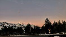 Tahoe sunset aesthetic - Hannah Voorhees