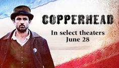 Copperhead Movie Pack Giveaway -- Celebrate the 150th anniversary of the Civil War and the Battle of Gettysburg with the arrival of a Civil War movie unlike any you've seen before. Copperhead, a film for the whole family, opens in theaters June 28! Win the official Copperhead Movie Pack, including movie poster, book, and movie cash for a ticket. (Ends June 9, 2013) http://www.javajohnz.com/2013/06/copperhead-movie-pack-giveaway.html