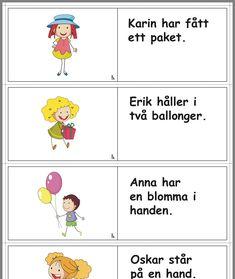 Learn Swedish, Swedish Language, Autism, Vocabulary, Homeschool, Teaching, Therapy, Studio, Education