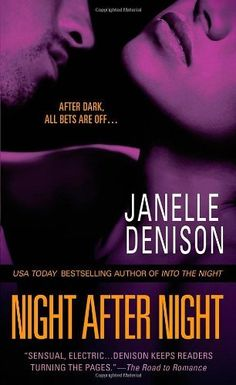 Night After Night (Reliance Group, Bk 2) by Janelle Denison