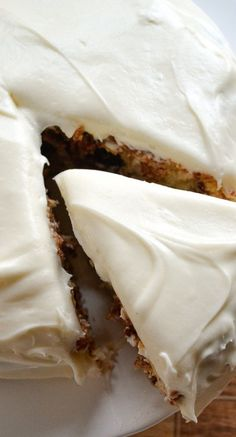 Cinnamon Roll Cake with Cream Cheese Frosting | Mother Thyme