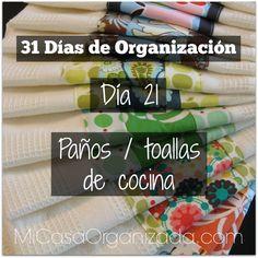 31 días de organización día 21 Organizing Your Home, Home Organization, Keep Life Simple, Konmari Method, Clean House, Art Supplies, Challenges, Cleaning, Tips