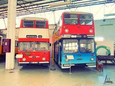 Monuments, Transport Museum, Bus, Transportation, Portugal, Lisbon, Children