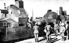 armoured train Orlik