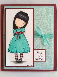 My card gorjuss / ma gorjuss