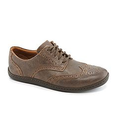 Born Mens Whalen Wingtip Dress Shoes #Dillards