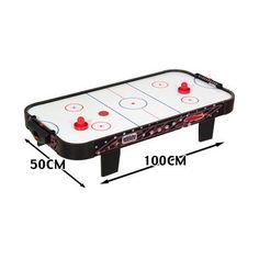 Table de Hockey de table 100 x 50 cm  - marque : Cdts Table de hockey de table CDTS, idéal pour sinitier !... prix : 49.99 EUR €  chez Auchan Jeux et Jouets #Cdts #AuchanJeuxetJouets