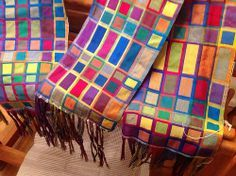 Great weaving from Denmark!!! Silk 60/2 double weave