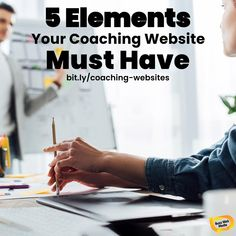 It seems everyone's a business coach or consultant these days...🙄 So read @JPHogbin's sharing of 5 essentials your website needs to differentiate you from everyone else's offering to generate & pre-qualify leads🤓 ⚫️ #userexperiencedesign #salesfunnel #leadgen #brandingdesigner #customercentric #brandingstrategy #personalbrandingtips #marketingtip #digitalbranding #digitalmarketingstrategies #digitalstrategy #digitalmediamarketing #digitalmarketingtip #marketingadvice #businessbranding 5 Elements, Pre Qualify, Digital Media Marketing, Web Design Agency, User Experience Design, Digital Marketing Strategy, Business Branding, Everyone Else, Personal Branding