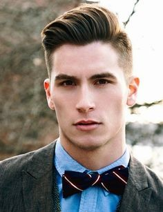 Shaved Sides Hairstyles Men Mens Fashion