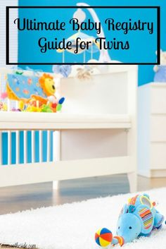 This Ultimate Baby Registry Guide for Twins is full of practical and useful products to make the first year with twins easier via @momontheside