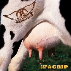 Get a Grip is the eleventh studio album by American rock band Aerosmith, released on April 1993 by Geffen Records. Get a Grip was the b. Creedence Clearwater Revival, The Velvet Underground, Storm Thorgerson, Atom Heart Mother, The Rolling Stones, Aladdin Sane, Michael Jackson Bad, Joy Division, Frank Zappa