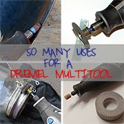 HOME DZINE Dremel | Dremel tools for a variety of craft and DIY projects
