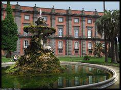 Naples : Palazzo Reale di Capodimonte    #TuscanyAgriturismoGiratola
